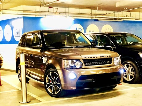 Land Rover RR Sport