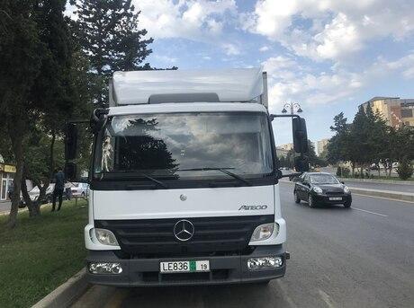 Mercedes Atego 816