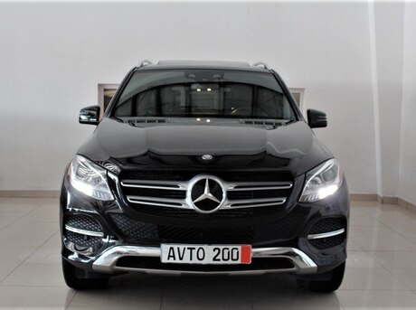 Mercedes GLE 300