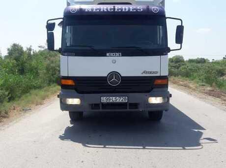 Mercedes Atego 1215
