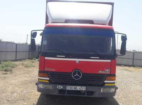Mercedes Atego 812