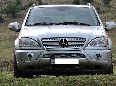 Mercedes ML 55 AMG