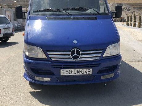 Mercedes Sprinter 313