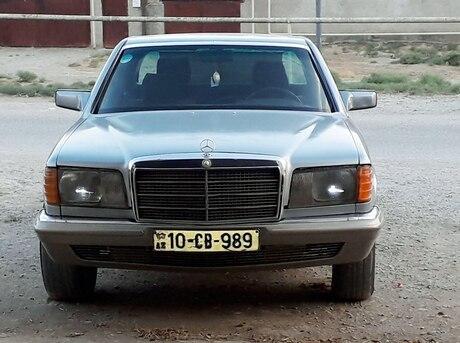 Mercedes 380 SEL