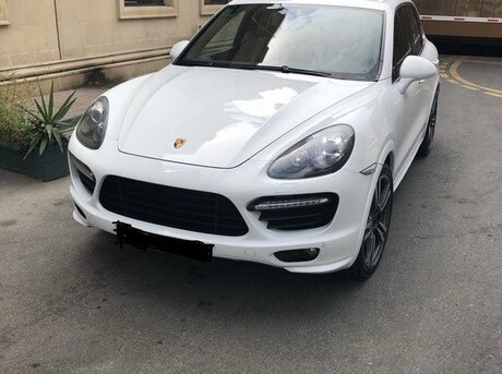 Porsche Cayenne Turbo