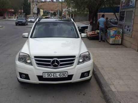 Mercedes GLK 320