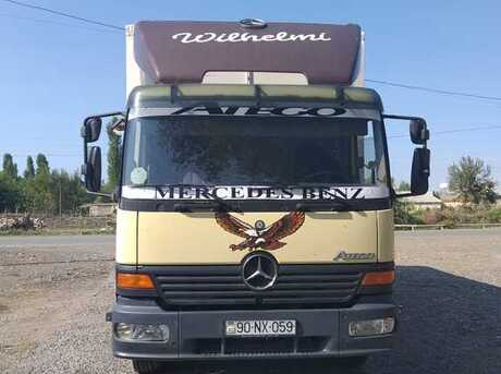 Mercedes Atego 1217