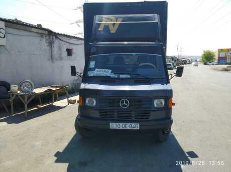 Mercedes 410 D