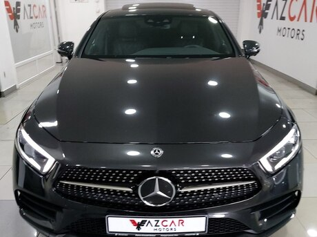 Mercedes CLS 450 Coupe
