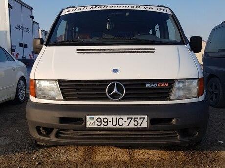 Mercedes Vito 108