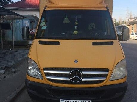 Mercedes 611 D