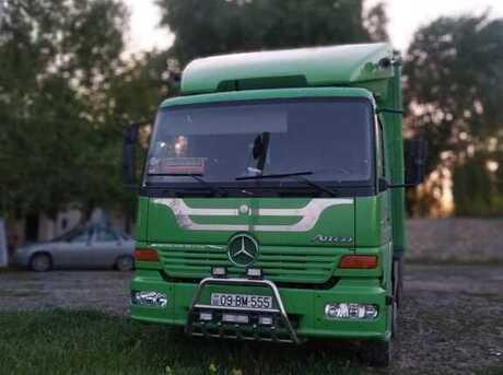 Mercedes Atego 1218