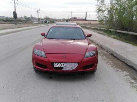 Mazda RX 8