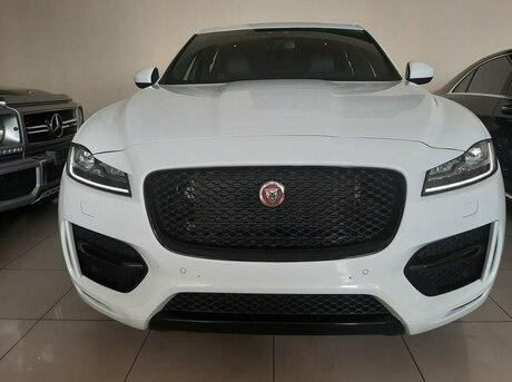 Jaguar F-Pace R
