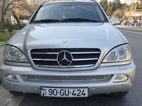 Mercedes ML 400
