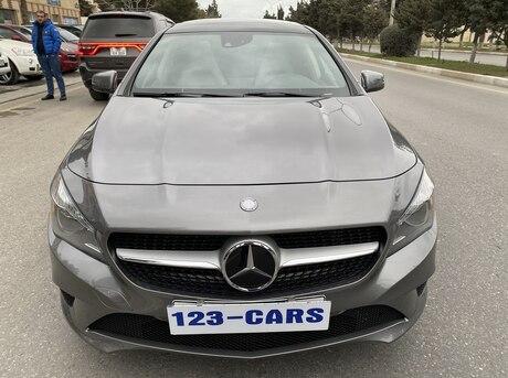 Mercedes CLA 250
