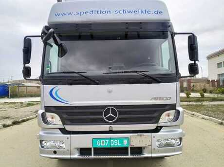 Mercedes Atego 1222