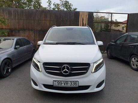 Mercedes V 200