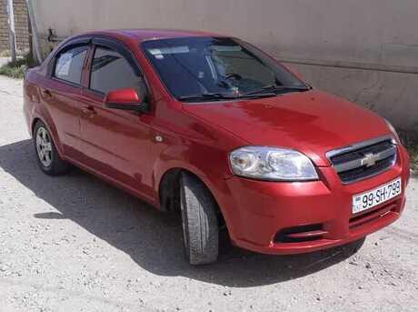 Chevrolet Aveo