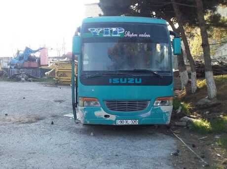 Isuzu Ecobus