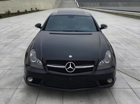 Mercedes CLS 55 AMG 2006