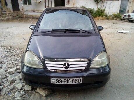 Mercedes A 170