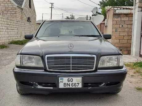 Mercedes C 220 1996