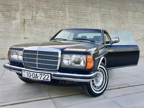 Mercedes 220 CE 1984