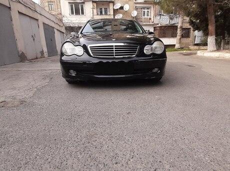 Mercedes C 320 2000