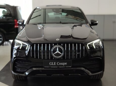 Mercedes GLE 53 AMG Coupe
