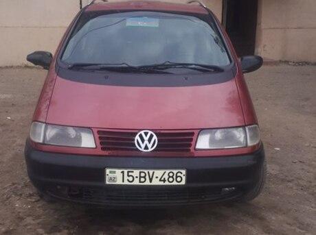 Volkswagen Sharan 1996