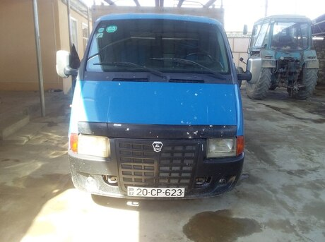 GAZ 33021
