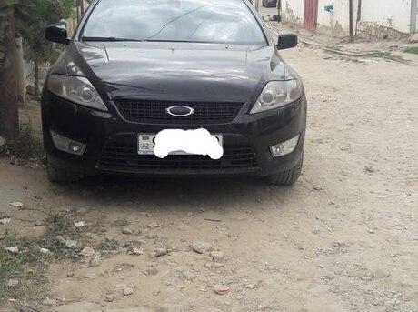 Turbo Az Ford Mondeo