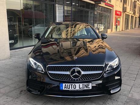 Mercedes E 450 4MATIC