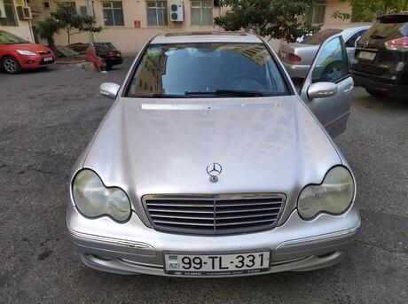 Mercedes C 220 2005