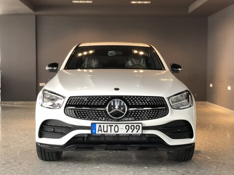 Mercedes GLC 200 4Matic Coupe
