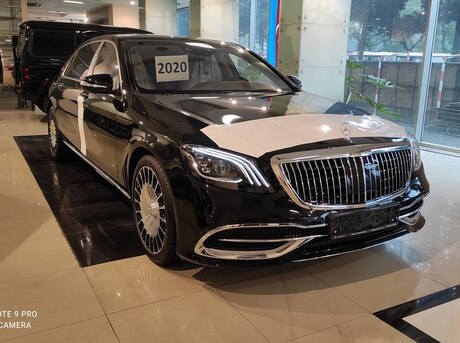 Mercedes-Maybach S 560