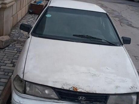 Hyundai Excel