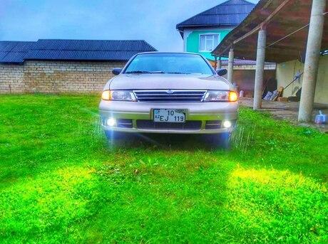 Nissan Bluebird 1997