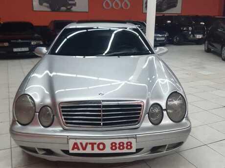 Mercedes CLK 200