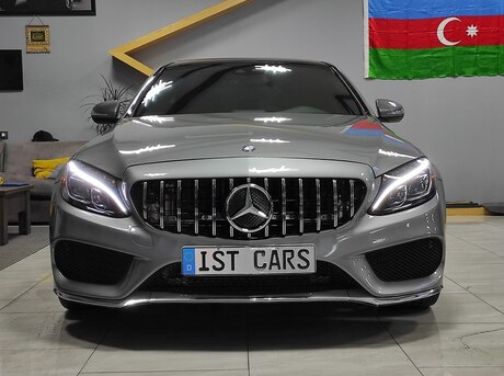 Mercedes C 300