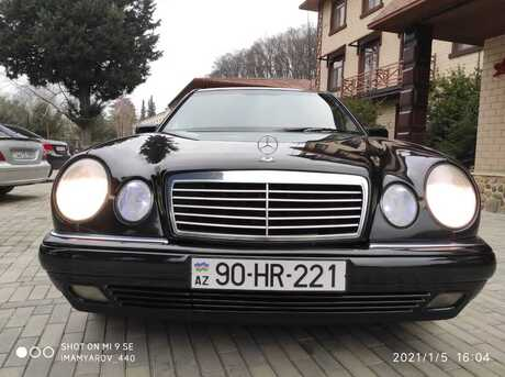 Mercedes E 240 1998