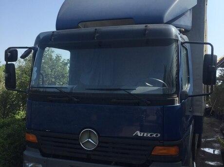 Mercedes Atego 1217 2000
