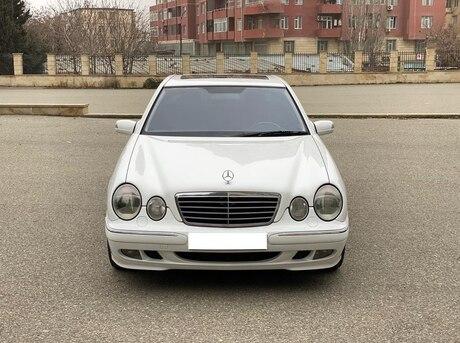 Mercedes E 320 2000