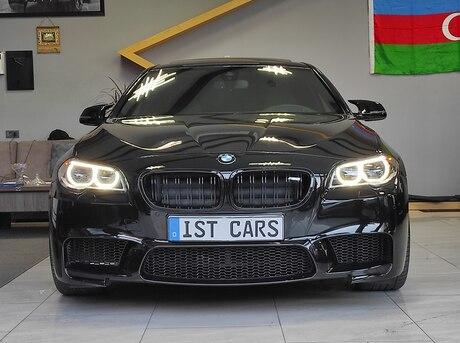 BMW 528 2016