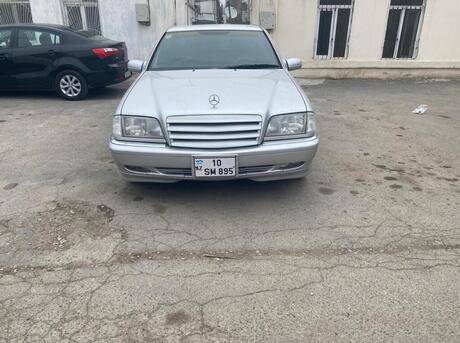 Mercedes C 220 1995