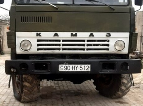 KamAz 43101
