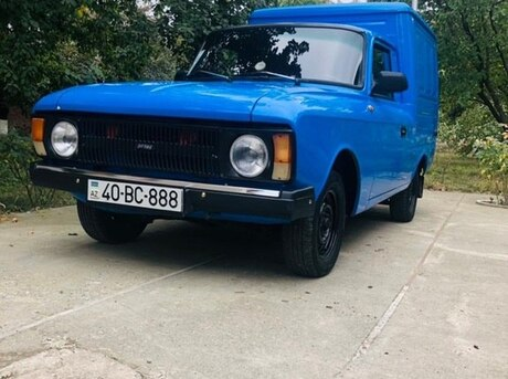 Moskvich 2715