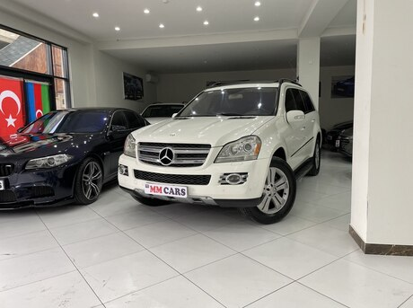 Mercedes GL 450