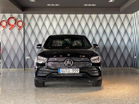 Mercedes GLC 200 4Matic Coupe